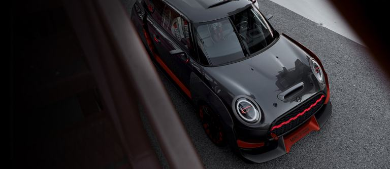 MINI John Cooper Works GP Concept.