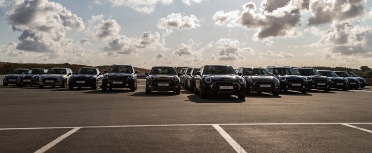 MINI Driving Experience 2018.
