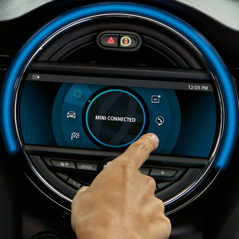 mini connected - convenience